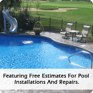 Swimming Pool Supplies - Leisure Pools - Leisure Pools - Pool - Featuring Free Estimates For Pool Installations And Repairs.
