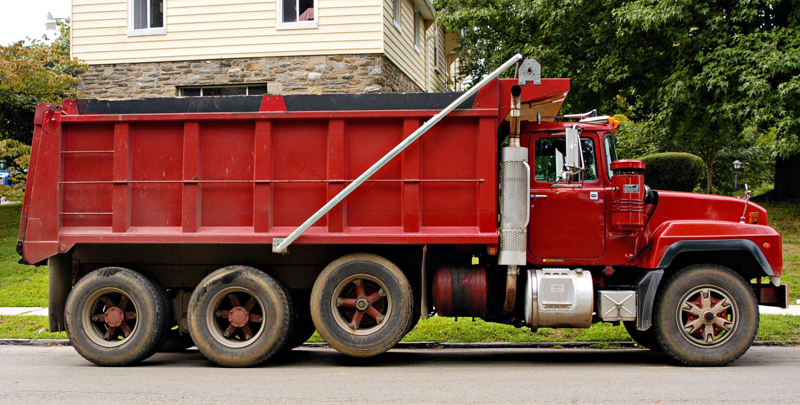 Gravel hauling services