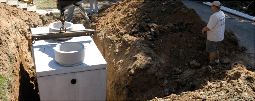 Septic system installation services