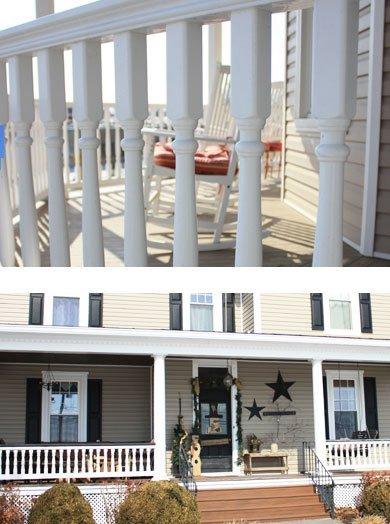 Decks | Air Tight Windows & Doors