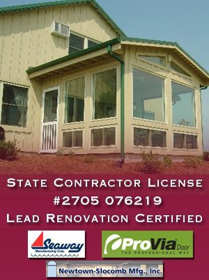 sunroom - Waynesboro, VA - Air Tight Windows & Doors-State Contactor License #2705 076219...