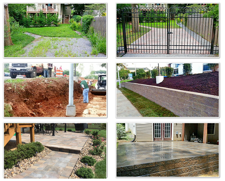 Landscaper, Landscape Design, Lawn Care, Hardscapes, Snow Removal | Winchester, VA | A Cut Above LLC | 540-550-7206