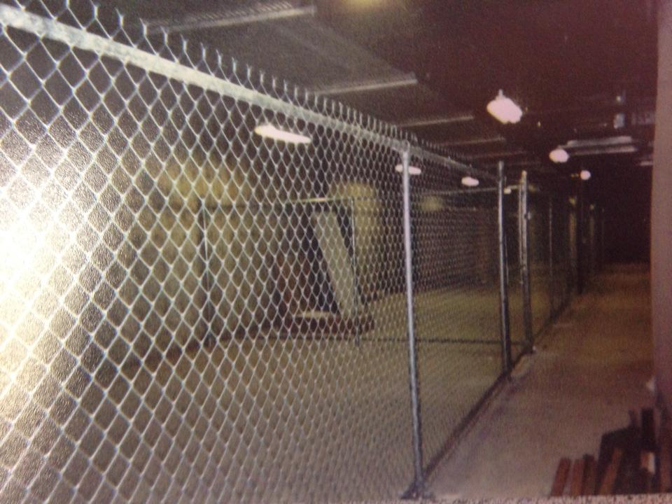 Commercial Fence service