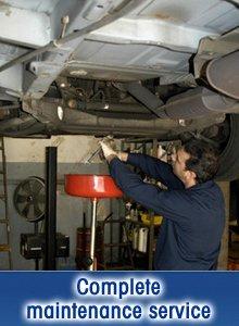 Auto Repair - Bend, OR - Goodyear Auto Care - car repair - Complete maintenance service