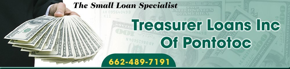 Loan Services - Pontotoc, MS - Treasurer Loans Inc Of Pontotoc