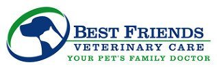 Best Friends Veterinary Care - Logo