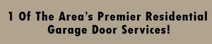 Garage Doors - Lawrenceville, NJ - Miller Garage Doors LLC - 1 Of The Area's Premier Residential Garage Door Services!