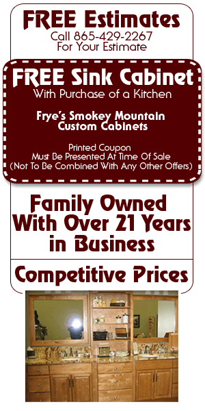 Other Woodwork - Sevierville, TN - Frye's Smokey Mountain Custom Cabinets