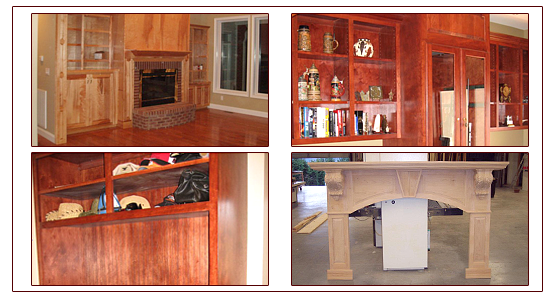 Frye's Smokey Mountain Custom Cabinets - Other Woodwork - Sevierville, TN