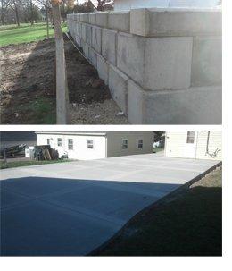 Concrete Work - Cedar Rapids, IA - Atwater Concrete