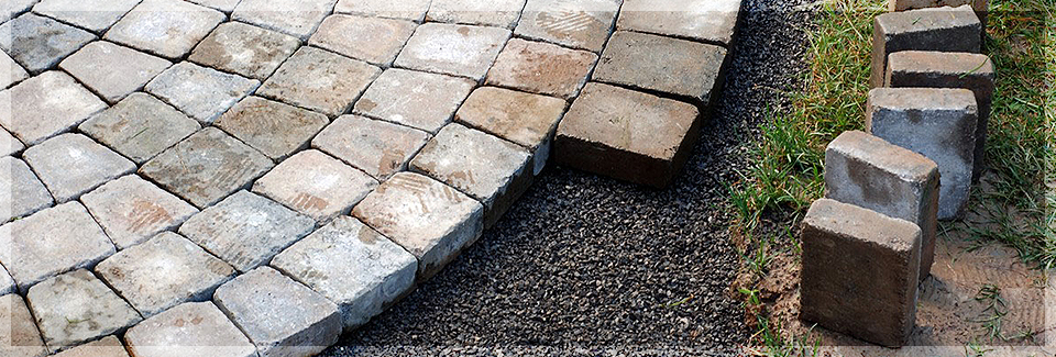 Patio masonry