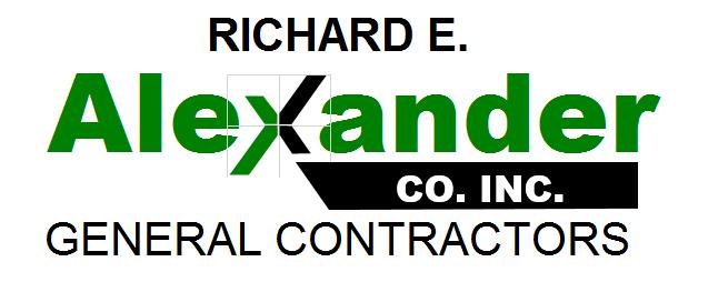 Richard E. Alexander Co. Inc. - Logo