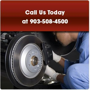 Brake Service - Tyler, TX - A & B Brake and Alignment