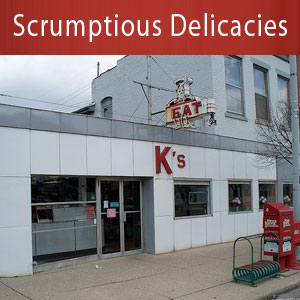Specialties And Services - Troy, OH - K's Hamburger Shop