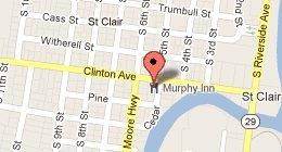 Murphy Inn 505 Clinton Avenue, Saint Clair, MI 48079