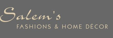 Salem's Fashions & Home Décor - Logo