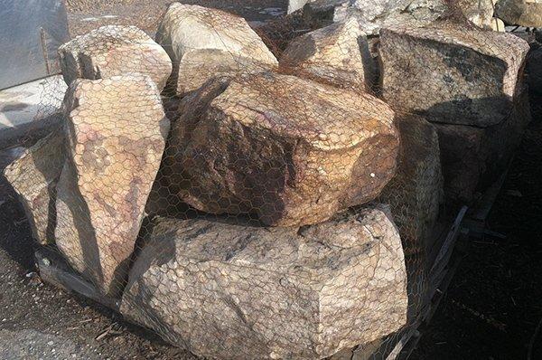 Natural Brown Fieldstone