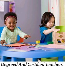 Preschool - Amarillo, TX - New Beginnings Preschool - Degreed And Certified Teachers