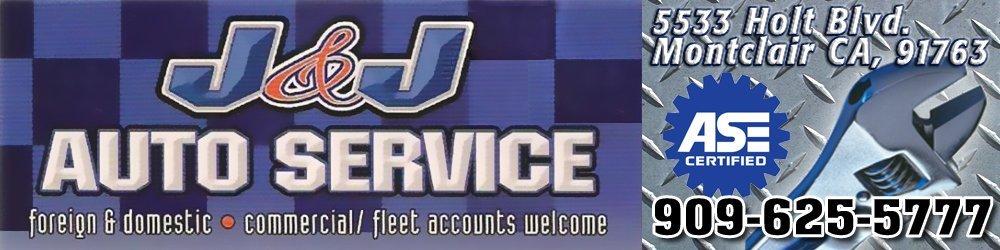 Auto Shop - Montclair, CA - J & J Auto Service Center