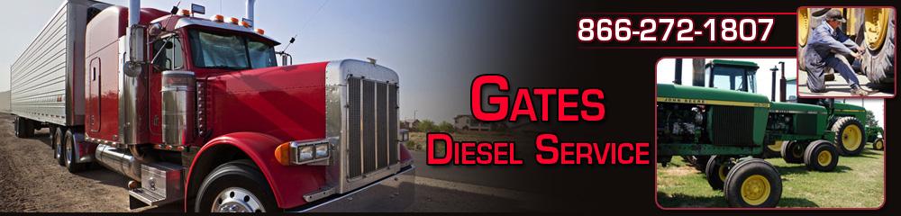 Truck Repair - Lytle, TX - Gates Diesel Service