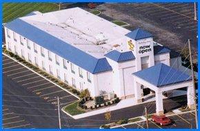 Industrial Roofing | Salina, KS | Ryan Roofing | 785-825-0475