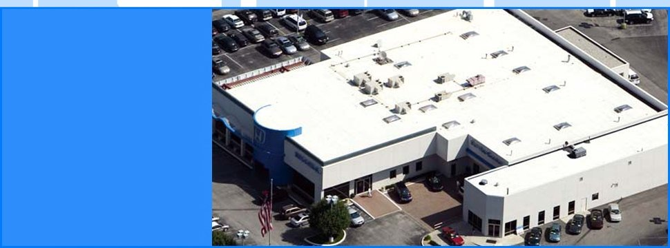 Commercial Roofing | Salina, KS | Ryan Roofing | 785-825-0475