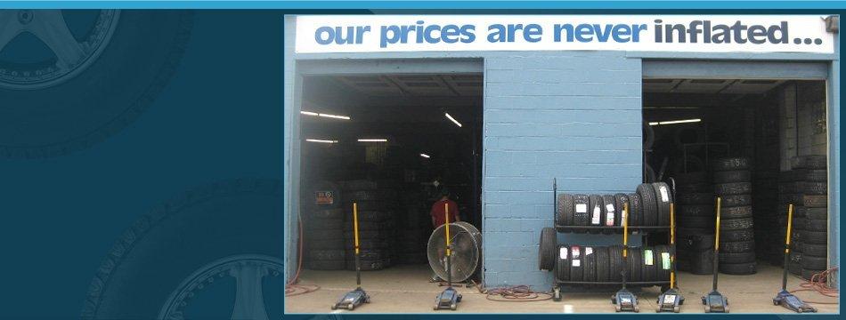 Car tires | New Bedford, MA | M & M Tire Company, Inc. | 508-995-7200