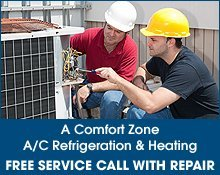 Air Conditioning - Las Vegas, NV - A Comfort Zone A/C Refrigeration & Heating