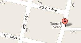 Taco's El Zarape 715 NE 2nd Ave. Ontario, OR 97914