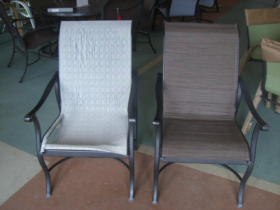 Patio Furniture Repair Re Sling Furniture Gulf Shores Al