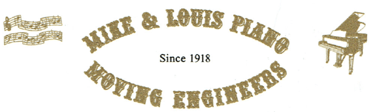 Mike & Louis Piano Moving Engineers - logo