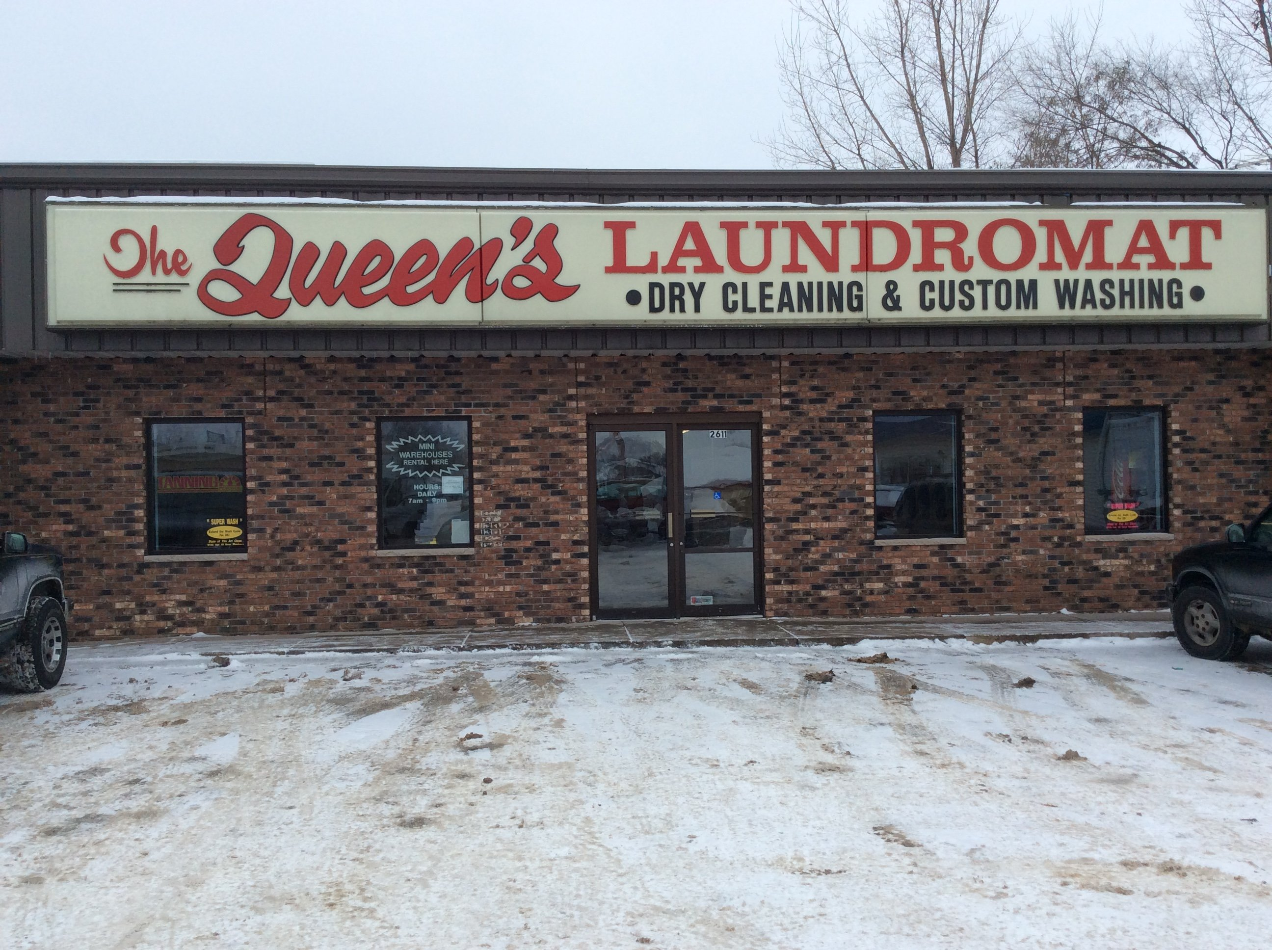 Queens Dry Cleaners & Laundromats