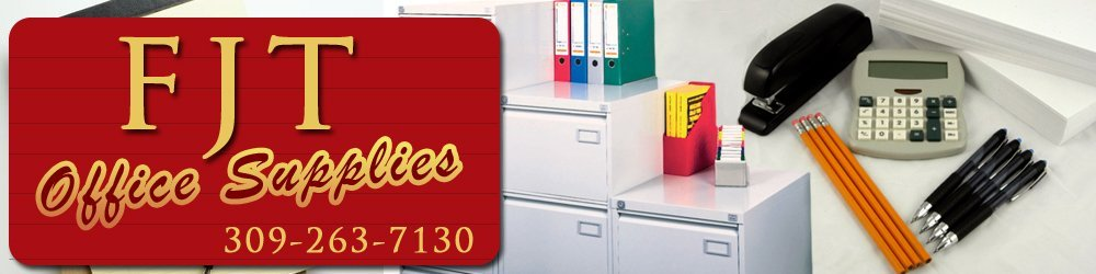 Office Supplies Morton, IL - FJT Office Supplies