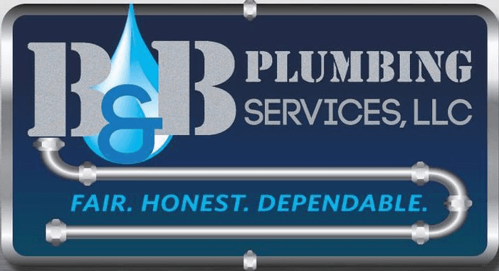 B And B Plumbing Services Logo