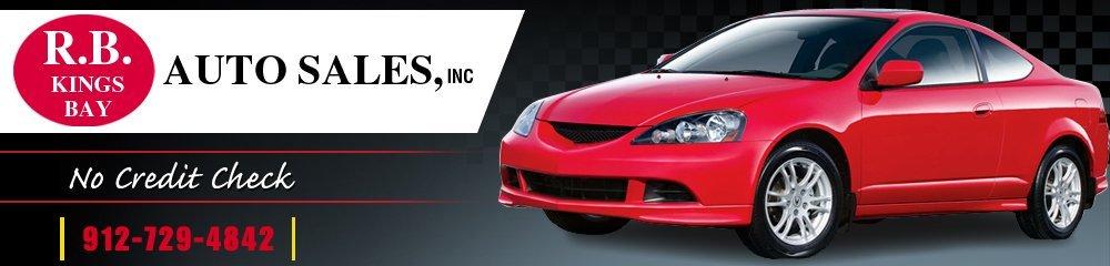 Auto Retailer - Saint Marys, GA - R.B. Kings Bay Auto Sales, Inc