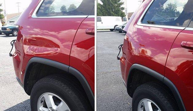 Door Ding Repair Services