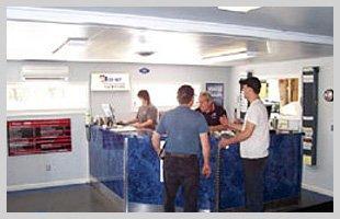 Ross Auto Care service center