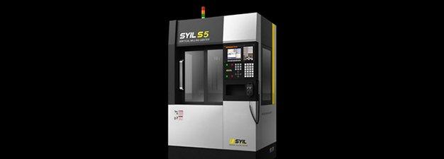 S5 CNC machine