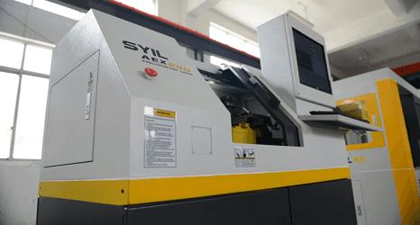 SYIL AEX250 Precision CNC Lathe