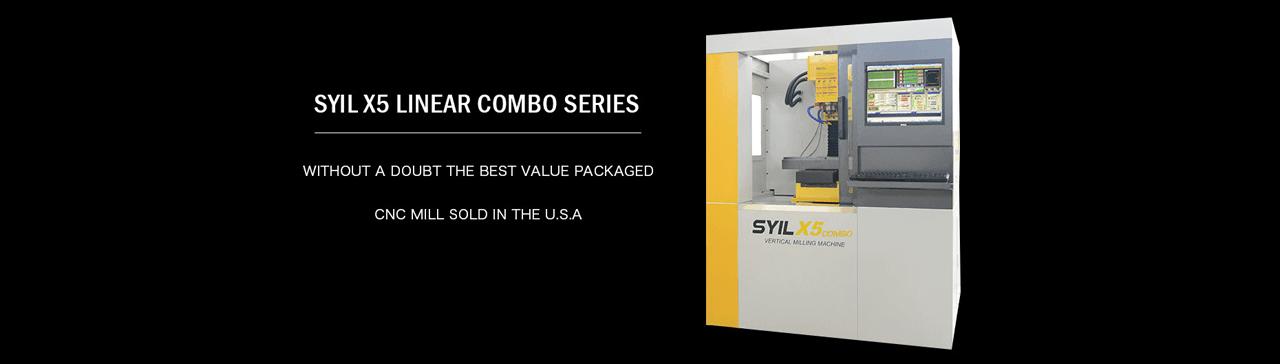 SYIL X5 Linear Combo Series