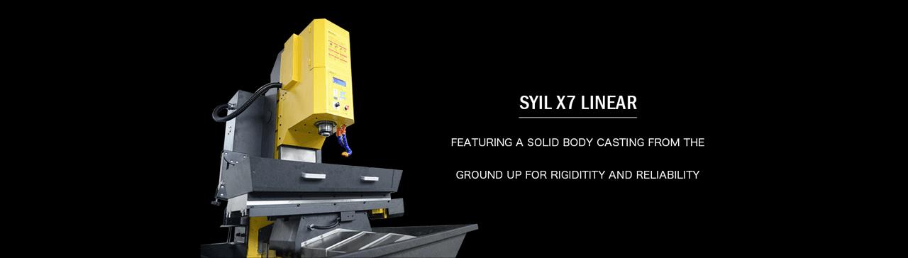 SYIL X7 Linear