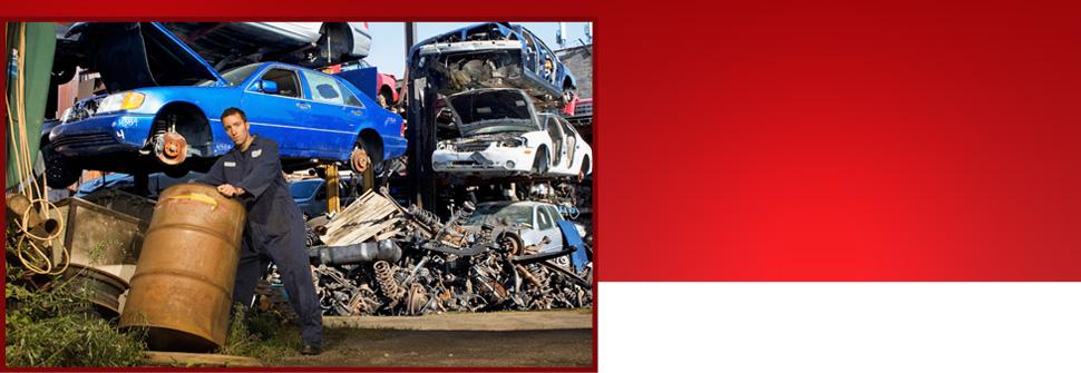 Car Scrap Metal