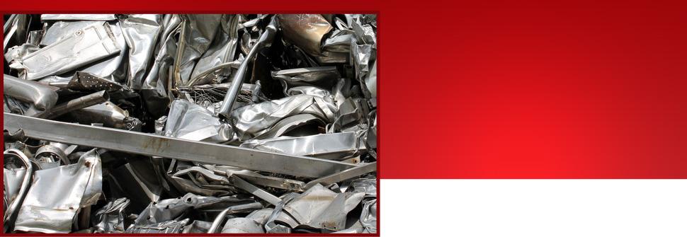 Steel scrap metal