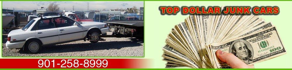 Used Cars Memphis, TN - Top Dollar Junk Cars 901-258-8999