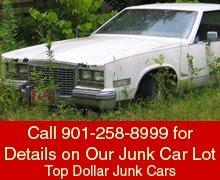 Junk Cars - Memphis, TN - Top Dollar Junk Cars - Junk Car