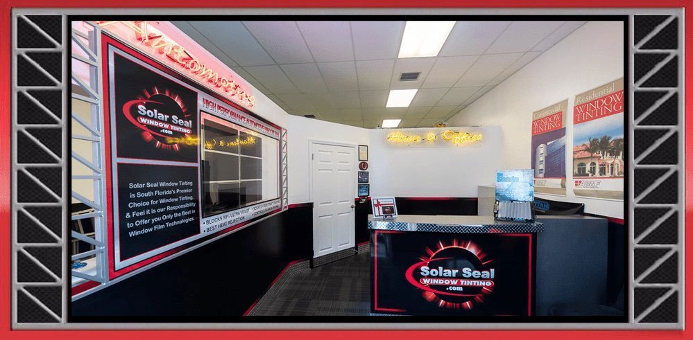 Solar Seal Window Tinting office