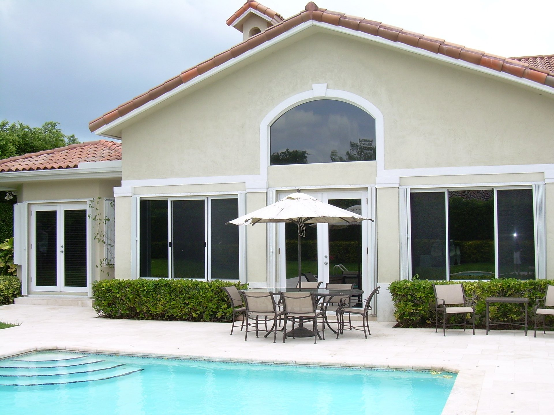 Residential window tinting