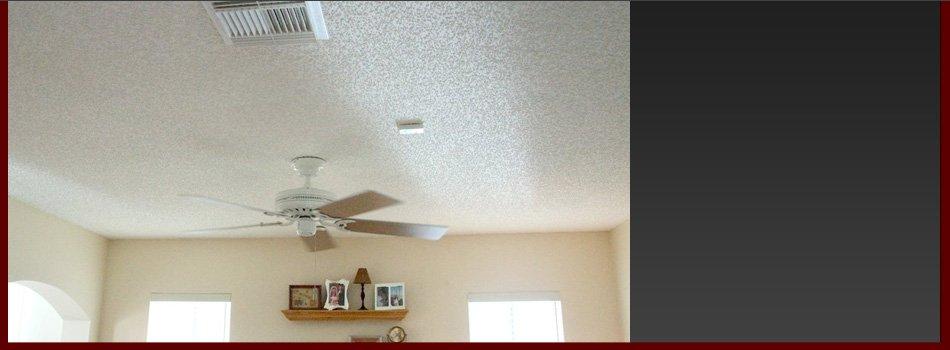 Popcorn Ceiling Painting | Lakeland, FL | Bertu0027s Painting U0026 Pressure  Cleaning, Inc.