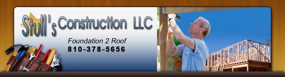 Construction Company - Peck, MI - Stull's Construction LLC
