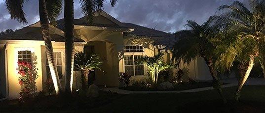 Landscape lighting & Landscape Lighting | Water Lights | Sarasota FL azcodes.com